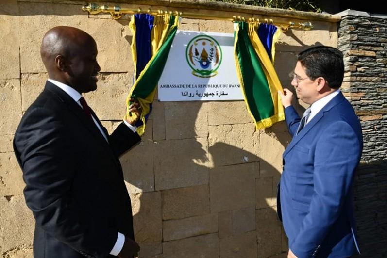ambassade du Rwanda