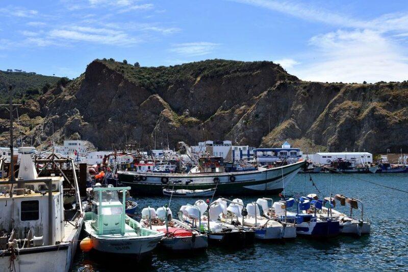 Port de pêche M'diq