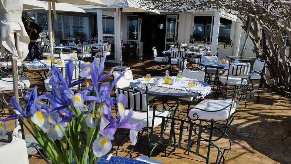 Le restaurant L'Océan