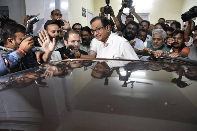 Chidambaram-Congress