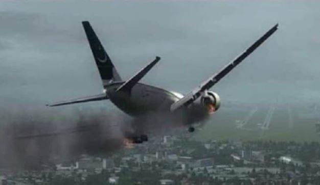 Crashed-Pakistan-