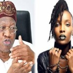 "How can a ""minister of information"" be so ""misinformed""?- DJ Switch attacks Lai Mohammed"