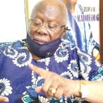 Bode George: Nigeria Operating A Military Government In A Democracy