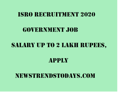 ISRO-Recruitment-2020