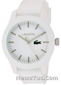 Lacoste Quartz Resin and Silicone Women Watch