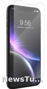 Impact & Scratch Protection ZAGG InvisibleShield Glass+ Screen Protector