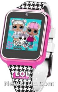 Touchscreen Interactive USB Cable 3x games L.O.L. Surprise Smart Watch