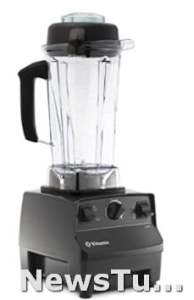 Self-Cleaning 64 oz Container Black Vitamix 5200 Professional-Grade Blender