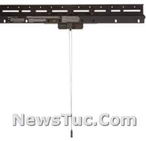 Low-Profile Tilting for 32-80 inch Wall Mount TV Computer Monitor Stand