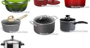 Top Electric Gas Hob Enameled Cast Iron Covered Dutch Oven