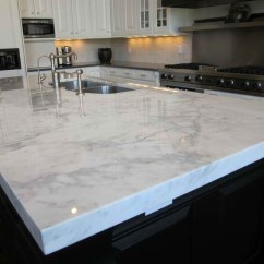 Kitchen Counter Tops Shops 5 Quick Easy Reasons Why Porcelain Is Perfect For Marble Countertops