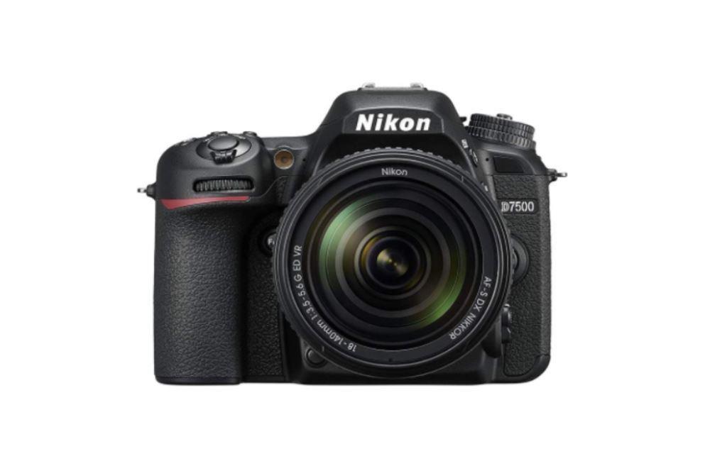 Nikon D7500 20.9MP DSLR Camera