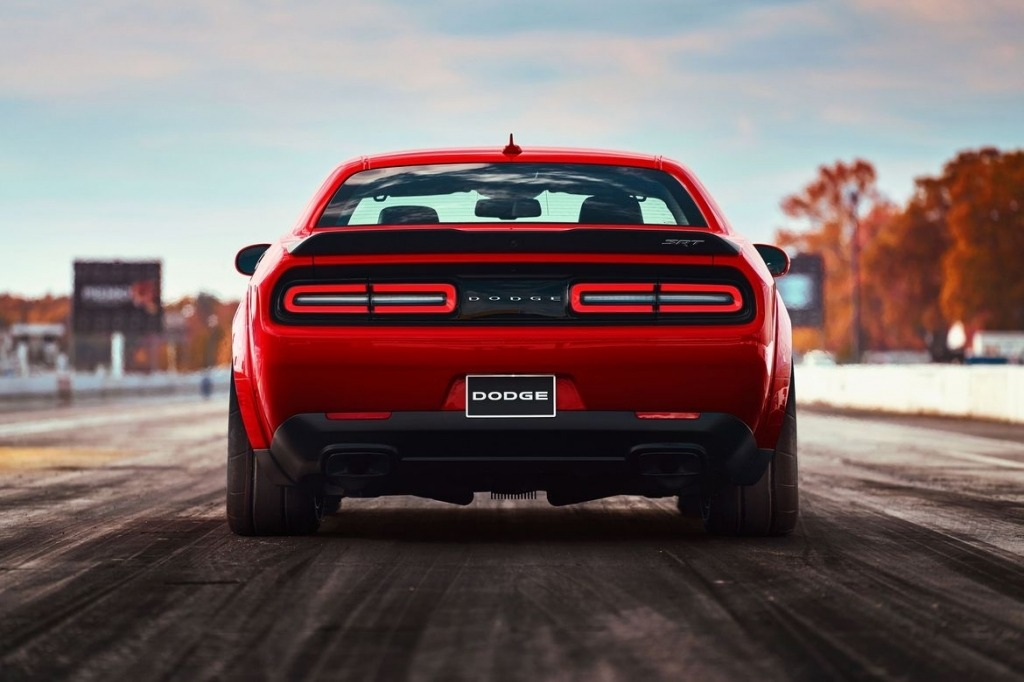 2020 Dodge Challenger Redesign