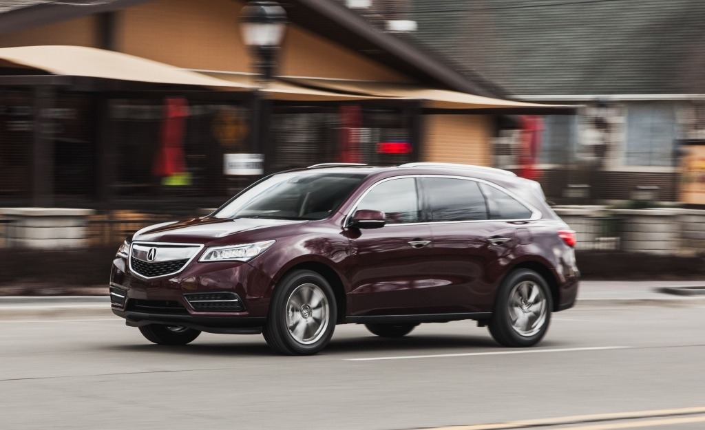 2020 Acura RDX Release Date