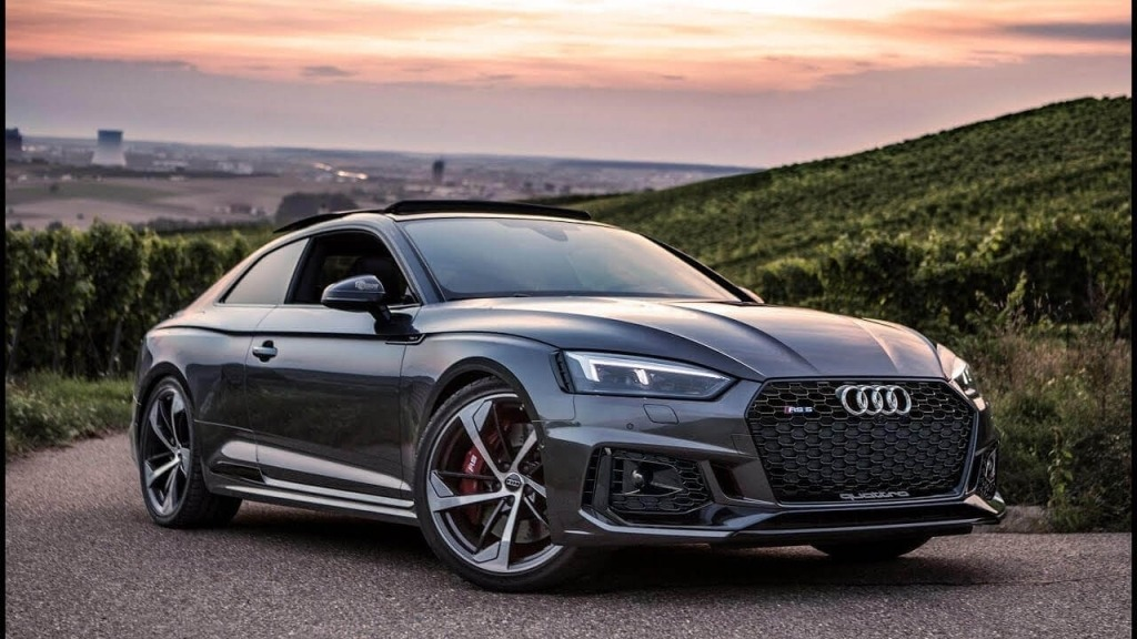 2020 Audi RS5 Pictures