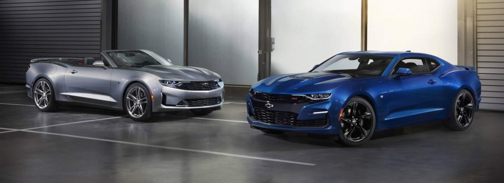 2020 Chevrolet Camaro SS Wallpapers