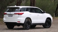 2020 Toyota Fortuner Wallpapers
