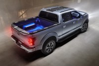 2021 Ford Atlas Pickup Truck Wallpapers