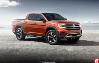 2021 VW Amarok Wallpaper