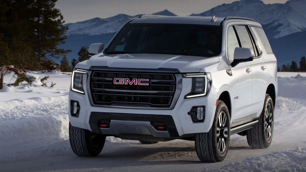 2021 GMC Sierra AT4 Pictures