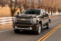 2021 Chevy Silverado 2500HD Powertrain