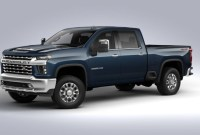 2022 Chevrolet Silverado 3500hd LTZ Spy Photos