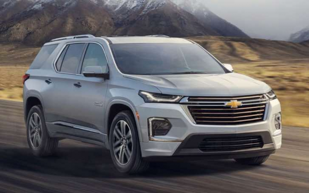 2022 Chevrolet Traverse Powertrain