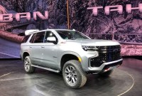 2022 Chevy Avalanche Wallpapers