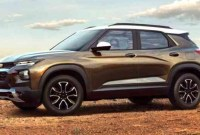 2022 Chevy Blazer Spy Shots