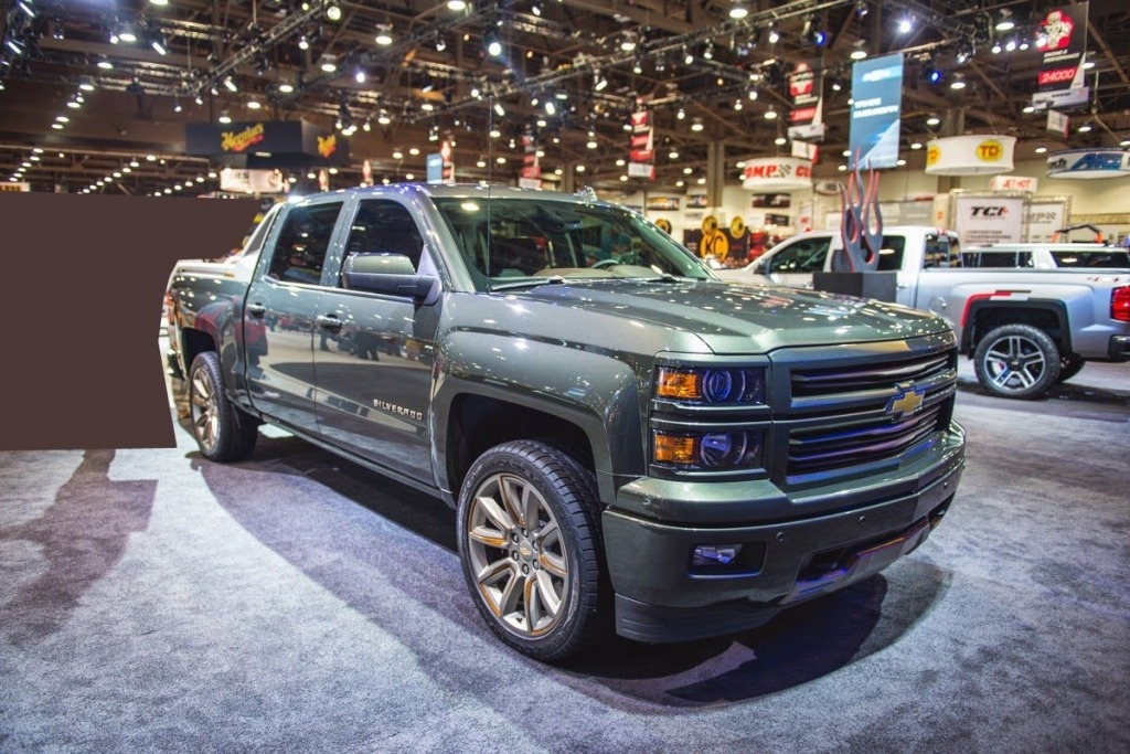 2022 Chevy Tahoe Z71 Wallpapers