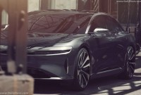 2022 Lucid Air Pictures