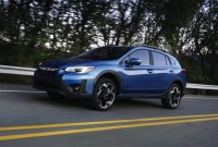 2022 Subaru XV Spy Photos