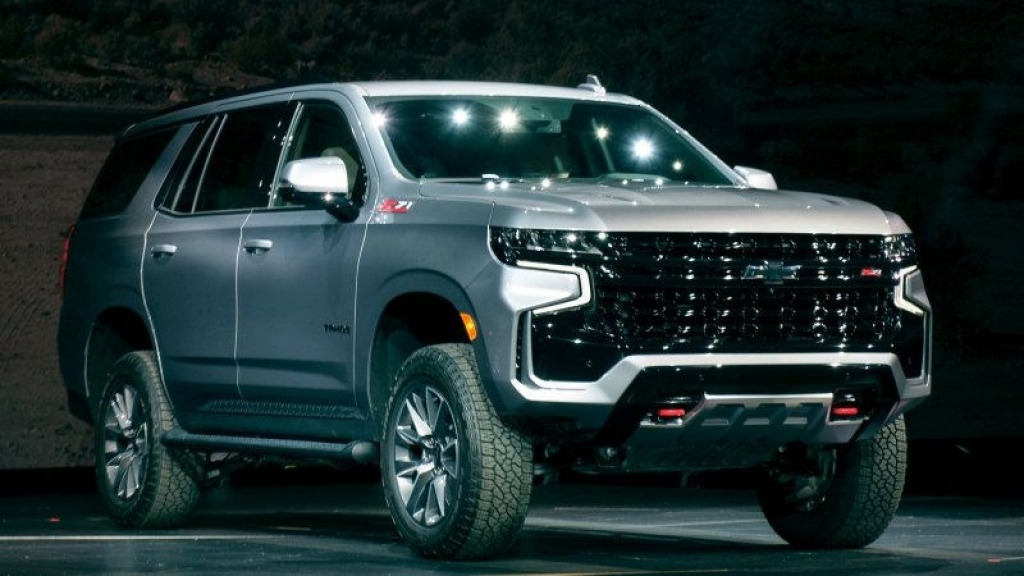 2022 Chevrolet Tahoe Images