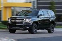 2022 Chevy Tahoe LTZ Pictures