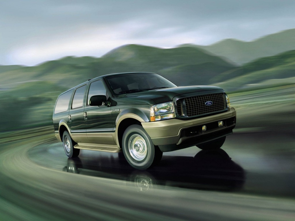 2022 Ford Excursion Redesign