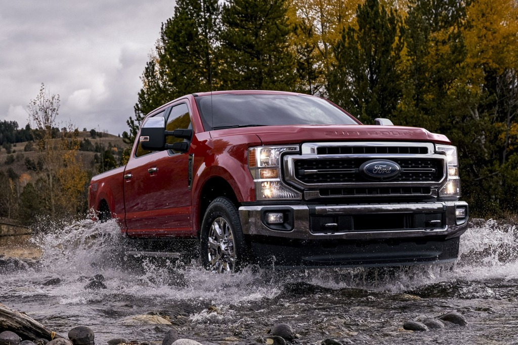 2022 Ford Heavy Duty Tremor Images