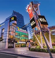 L.A. LIVE Offers Exciting Entertainment and Dining Near the Convention Center