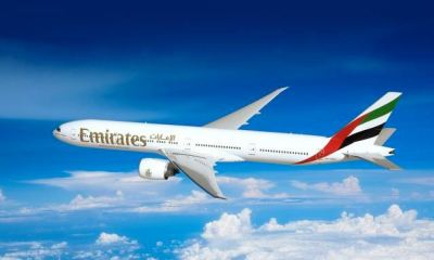 Emirates introduces blankets made from 100% recycled plastic bottles