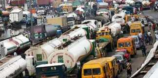 FG restates commitment to trailer park, Apapa road completion