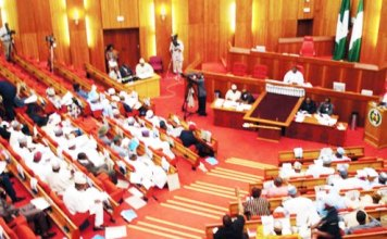 Senate passes Electoral Act Amendment Bill
