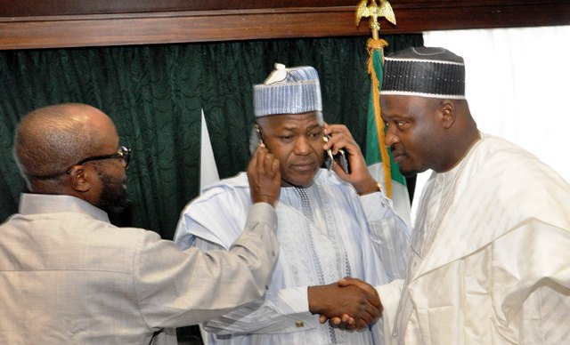 PDP, APC in show of strength as Dogara constitutes 97 House committees
