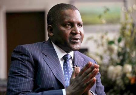 Dangote inaugurates 200 houses, school for widows in Borno