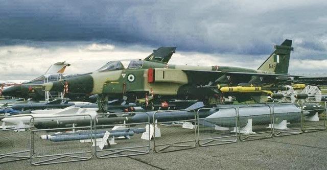 Nigerian Air Force jet hits B'Haram vehicle workshop, fuel ammunition dumps