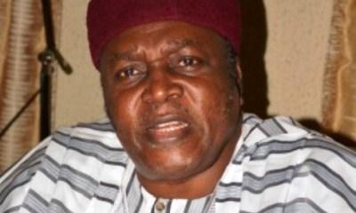 Why I reported Taraba Governor, Ishaku to Buhari - Minister