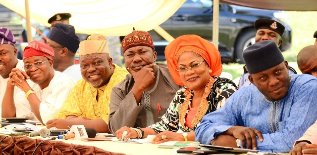 OSUN ASSEMBLY HOLDS PUBLIC HEARING SESSION ON LAND USE CHARGE 2014 (PHOTO)