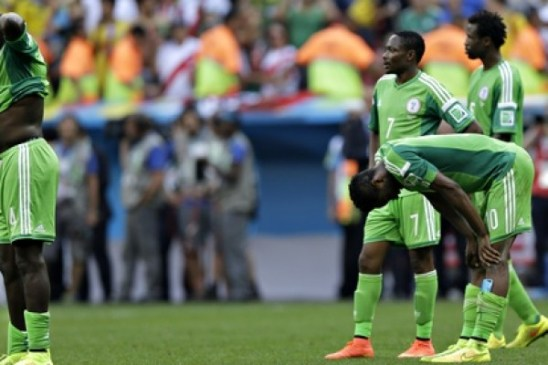 Nigeria's Super Eagles drop seven places in November Fifa ranking