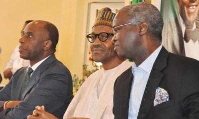 Fashola, Amaechi, Audu Ogbe, other ministers take oaths of office Wednesday
