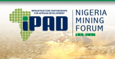 200 mining experts to gather for iPAD Nigeria Mining Forum in Abuja Wednesday