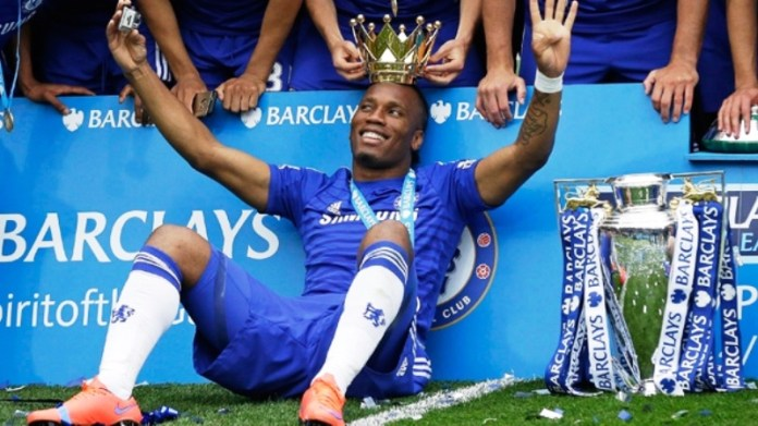 Drogba tasks ex-Chelsea teammates to roar back