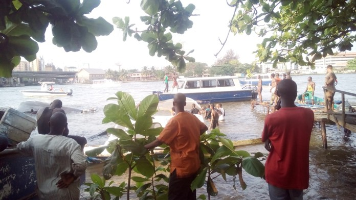 6 Americans, 4 Soldiers escape death in Lagos boat mishap